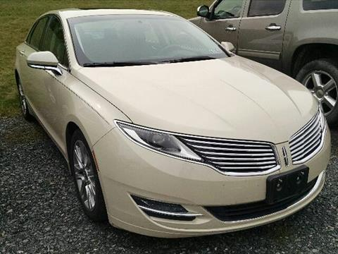 2014 Lincoln MKZ for sale in Danville PA