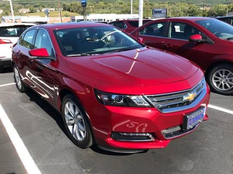 2018 Chevrolet Impala for sale in Danville PA