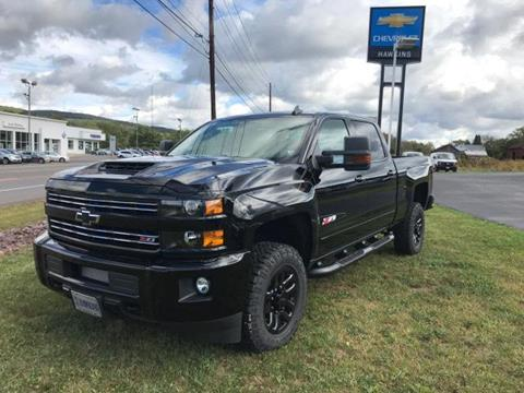2018 Chevrolet Silverado 2500HD for sale in Danville, PA