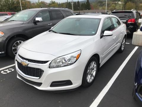 2015 Chevrolet Malibu for sale in Danville, PA