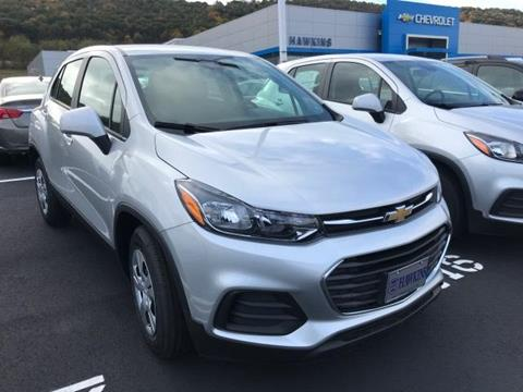 2018 Chevrolet Trax for sale in Danville PA