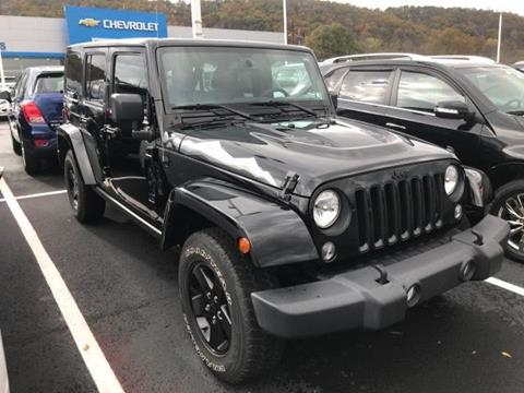 2015 Jeep Wrangler Unlimited for sale in Danville PA