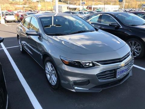 2018 Chevrolet Malibu for sale in Danville, PA