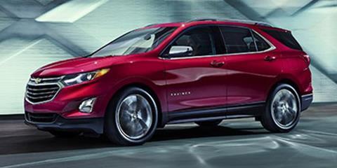 2018 Chevrolet Equinox for sale in Danville PA