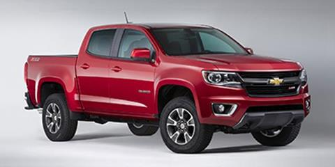 2017 Chevrolet Colorado for sale in Danville PA