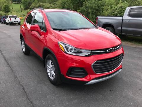 2020 Chevrolet Trax for sale at Hawkins Chevrolet in Danville PA