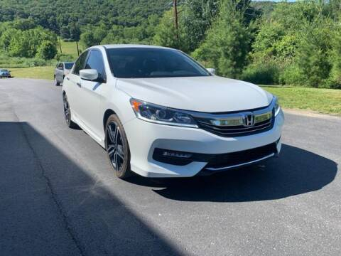 2017 Honda Accord for sale at Hawkins Chevrolet in Danville PA