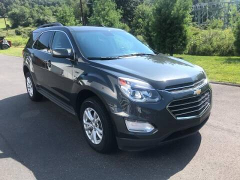 2017 Chevrolet Equinox for sale at Hawkins Chevrolet in Danville PA