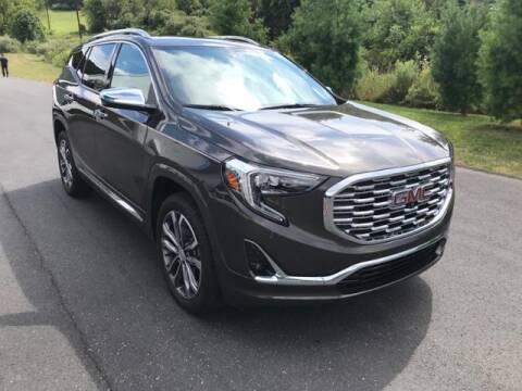 2019 GMC Terrain for sale at Hawkins Chevrolet in Danville PA