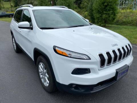 2016 Jeep Cherokee for sale at Hawkins Chevrolet in Danville PA