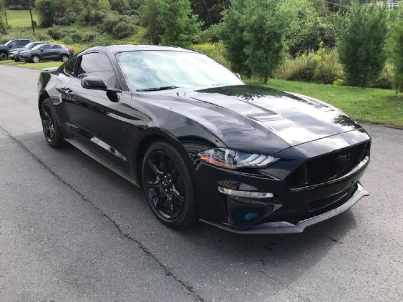 2018 Ford Mustang for sale at Hawkins Chevrolet in Danville PA