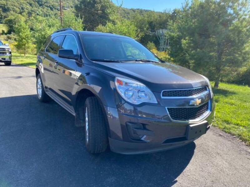 2014 Chevrolet Equinox for sale at Hawkins Chevrolet in Danville PA