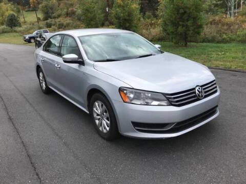 2014 Volkswagen Passat for sale at Hawkins Chevrolet in Danville PA