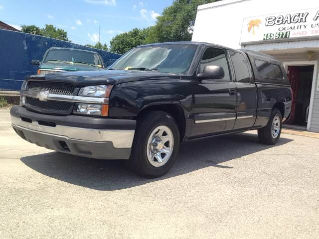 2003 Chevrolet Silverado 1500 4dr Extended Cab LS Rwd SB - Norfolk VA