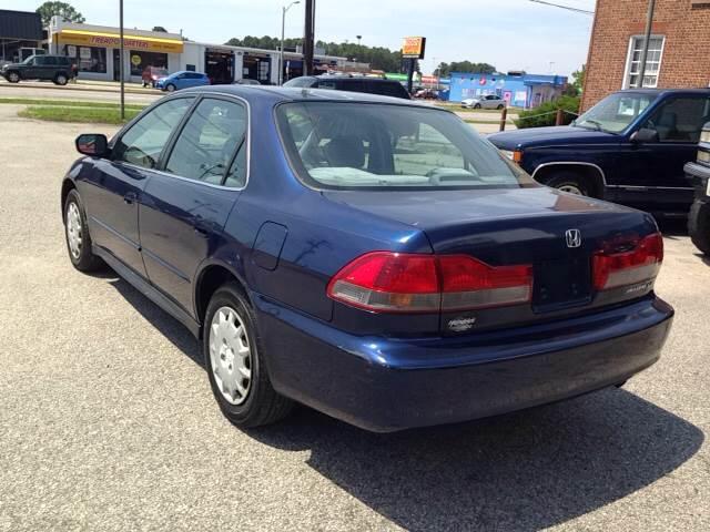 2001 Honda Accord LX 4dr Sedan - Norfolk VA