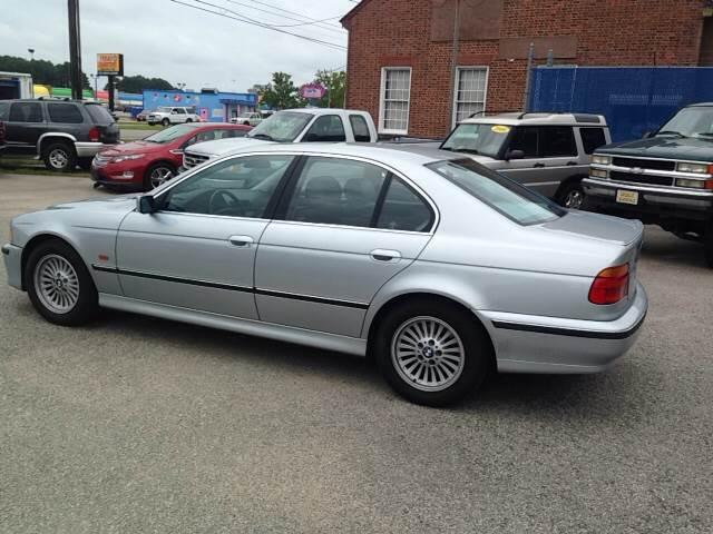1997 BMW 5 Series 540i 4dr Sedan - Norfolk VA