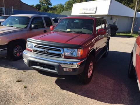 1999 Toyota 4Runner for sale in Norfolk, VA