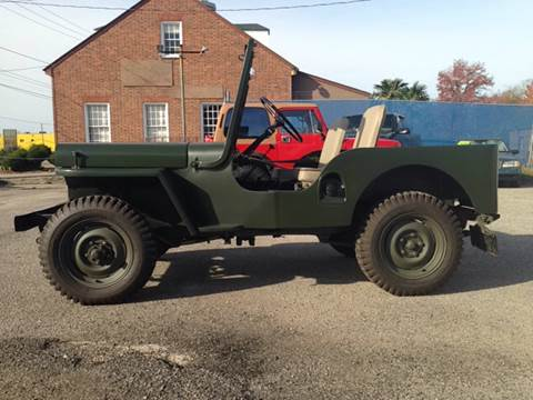 1946 Willys CJ-2A for sale in Norfolk, VA