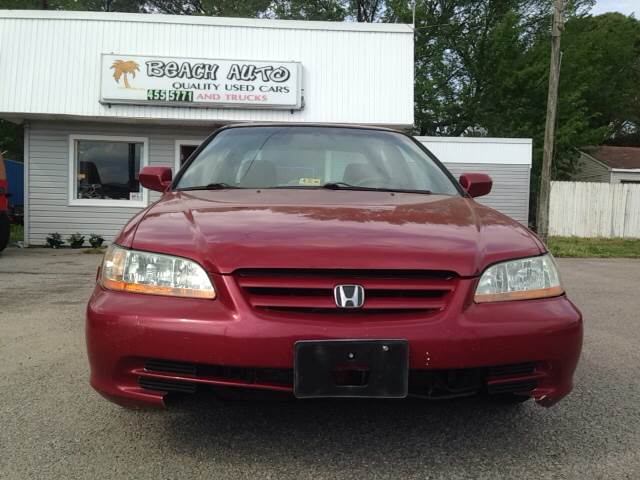 2002 Honda Accord SE 4dr Sedan - Norfolk VA