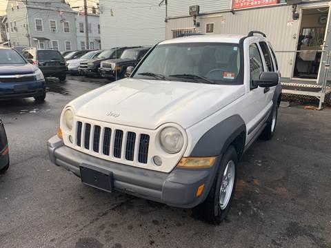 2007 Jeep Liberty for sale in Paterson, NJ