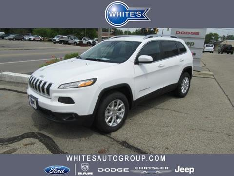 2017 Jeep Cherokee for sale in Urbana OH