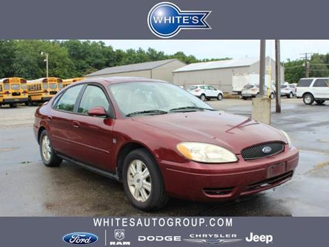2005 Ford Taurus for sale in Urbana OH