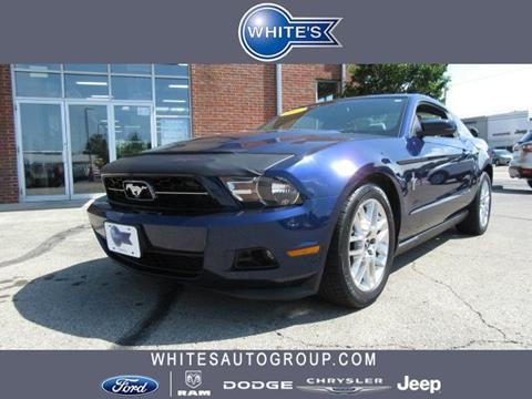 2012 Ford Mustang for sale in Urbana OH