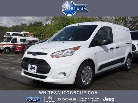2017 Ford Transit Connect Cargo for sale in Urbana OH