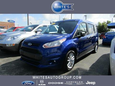 2014 Ford Transit Connect Wagon for sale in Urbana OH
