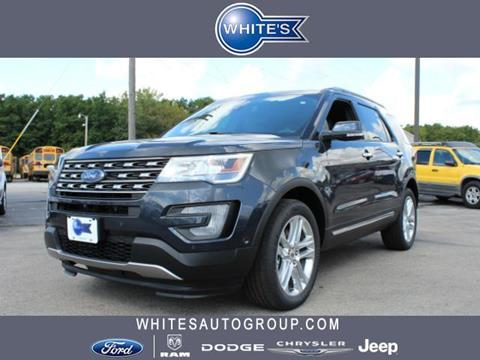 2017 Ford Explorer for sale in Urbana OH