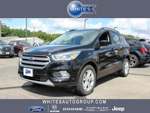 2017 Ford Escape for sale in Urbana OH
