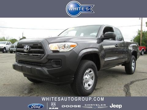 2017 Toyota Tacoma for sale in Urbana, OH