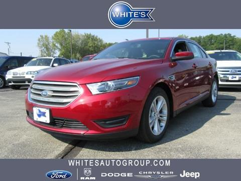 2017 Ford Taurus for sale in Urbana, OH