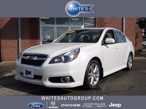 2013 Subaru Legacy for sale in Urbana OH