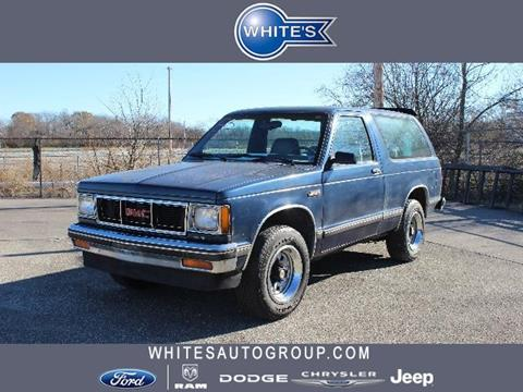 1985 GMC S-15 Jimmy for sale in Urbana, OH