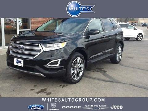 2016 Ford Edge for sale in Urbana OH