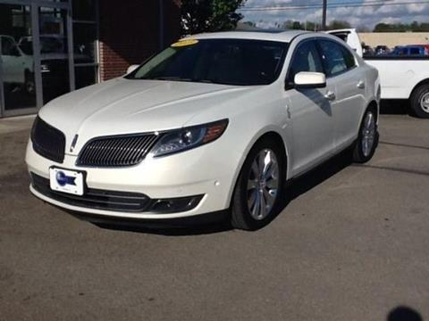 2013 Lincoln MKS for sale in Urbana OH