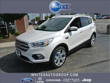2017 Ford Escape for sale in Urbana, OH