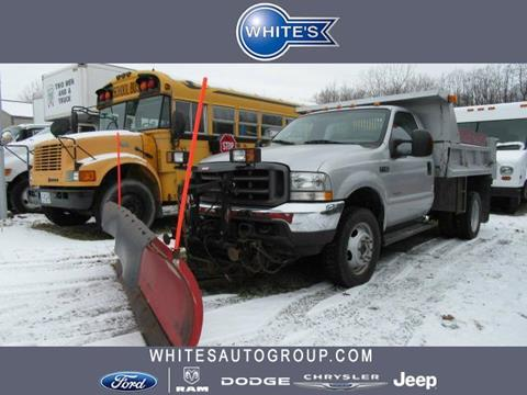 2004 Ford F-450 Super Duty for sale in Urbana, OH