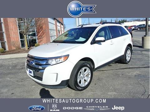 2013 Ford Edge for sale in Urbana, OH