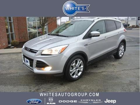 2014 Ford Escape for sale in Urbana OH