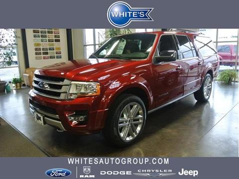 2017 Ford Expedition EL for sale in Urbana, OH