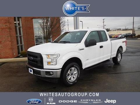 2017 Ford F-150 for sale in Urbana, OH