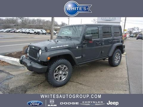 2017 Jeep Wrangler Unlimited for sale in Urbana, OH