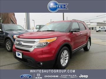 2013 Ford Explorer for sale in Urbana, OH