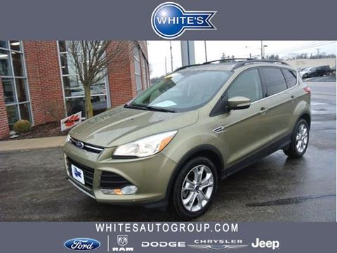 2013 Ford Escape for sale in Urbana OH