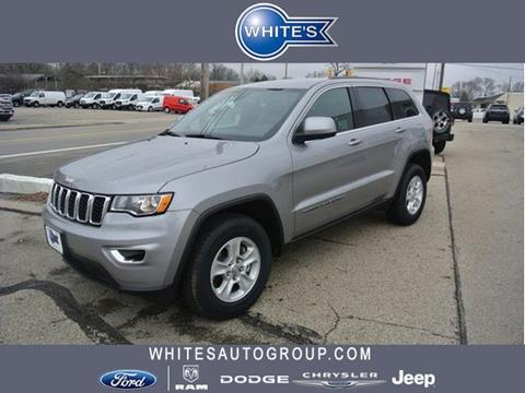 2017 Jeep Grand Cherokee for sale in Urbana OH