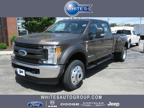 2017 Ford F-450 Super Duty for sale in Urbana OH