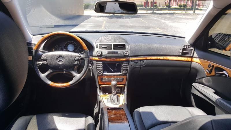 2008 Mercedes-Benz E-Class E 320 BlueTEC 4dr Sedan - Mobile AL