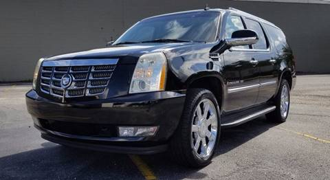 2007 Cadillac Escalade ESV for sale in Mobile, AL